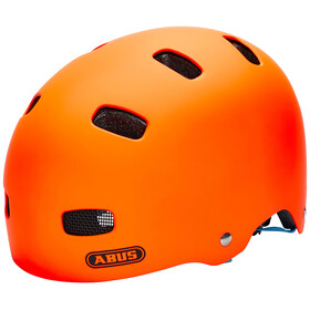 ABUS Scraper Kid 2.0 Helmet signal orange